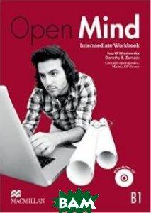 Open Mind British English Intermediate Workbook without key&CD (+ CD-ROM)