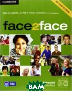 face2face Advanced Student`s Book with DVD-ROM and Online Workbook Pack 2nd Edition (+ DVD)