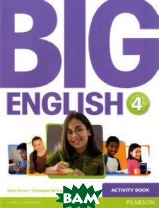Big English 4. Activity Book