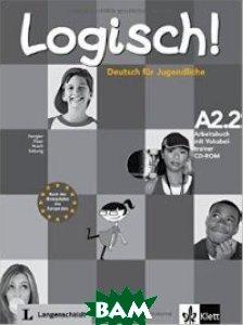 Logisch! A2. 2 Arbeitsbuch mit Vokabeltrainer (+ CD-ROM)