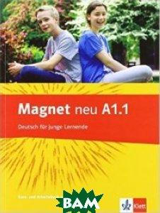 Купить Magnet A1.1 NEU Kurs- und Arbeitsbuch (+ Audio CD), KLETT, Motta G., 978-3-12-676095-9