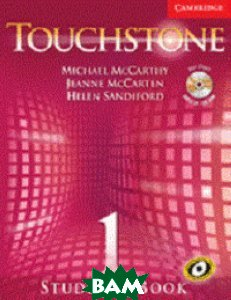 Touchstone Blended Online. Level 1. Student`s Book and Interactive Workbook (+ Audio CD)