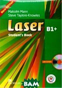 Купить Laser B1+. Student`s Book (+ CD-ROM), Macmillan Education, Mann Malcolm, 978-0-230-47068-2