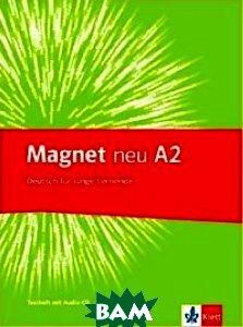 Купить Magnet A2 neu: Testheft (+ Audio CD), KLETT, Motta G., 978-3-12-676087-4