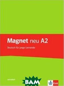 Купить Magnet A2 neu: Lehrerheft, KLETT, Motta G., 978-3-12-676088-1