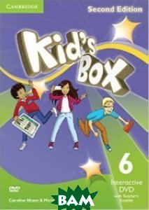 Kid`s Box Level 6 Interactive DVD with Teacher`s Booklet