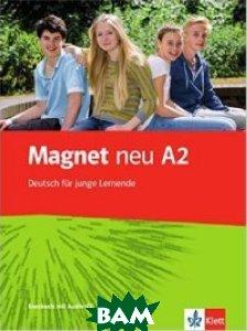 Купить Magnet neu A2 (+ Audio CD), KLETT, Motta G., 978-3-12-676085-0