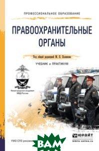 Купить Правоохранительные органы. Учебник и практикум, ЮРАЙТ, 978-5-9916-5725-9