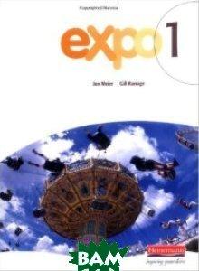 Купить Expo 1 Pupil Book, Pearson Education (Longman), 978-0-435-38473-9