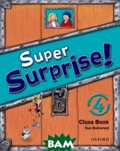 Super Surprise! Course Book 4