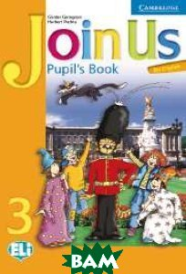 Join Us for English. Pupil`s Book 3