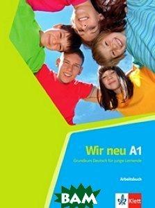 Wir neu A1. Arbeitsbuch, KLETT, Motta G., 978-3-12-675901-4  - купить со скидкой