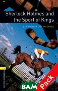 Sherlock Holmes and the Sport of Kings (+ Audio CD)