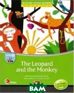Купить The Leopard and the Monkey (+ Audio CD), Heinle/Cengage Learn, 978-3-85272-781-3