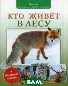 Купить Кто живет в лесу + обучающие карточки, Фитон+, Волцит Петр Михайлович, 978-5-906811-03-5