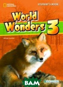 Купить World Wonders 3. Student`s Book (+ Audio CD), Heinle/Cengage Learn, Michele Crawford, 9781424078943
