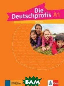 Купить Die Deutschprofis A1. W& 246;rterheft, KLETT, 978-3-12-676472-8