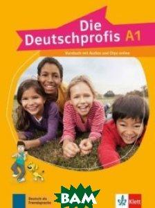 Купить Die Deutschprofis A1 - Kursbuch + Online-H& 246;rmaterial, KLETT, 978-3-12-676470-4