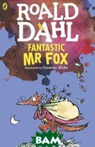 Купить FANTASTIC MR FOX, Puffin, Dahl Roald, 978-0-141-36544-2