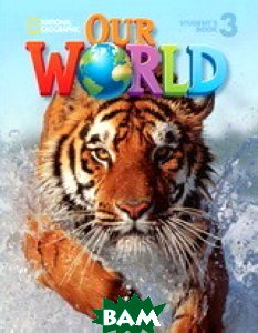 Cengage Learning / Our World 3. Workbook (+ Audio CD)
