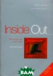 Inside Out. Advanced. Workbook with Key (+ Audio CD)