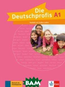 Купить Die Deutschprofis A1. Testheft mit Audios online, KLETT, 978-3-12-676497-1