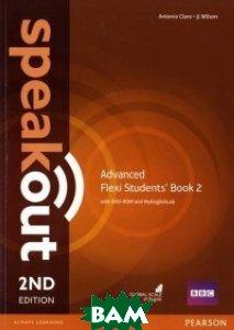 Speakout. Advanced. Flexi Students`Book 2 with MyEnglishLab