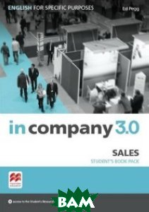 In Company 3. 0 ESP Sales. Student`s Pack