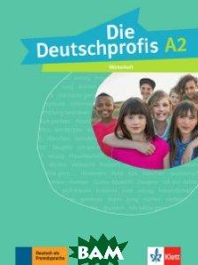 Купить Die Deutschprofis A2. W& 246;rterheft, KLETT, 978-3-12-676482-7