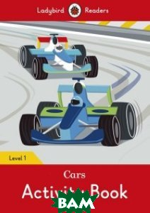Cars. Activity Book. Level 1