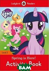 Купить My Little Pony: Spring is Here! Activity Book, Ladybird, 978-0-241-29798-8