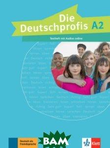Купить Die Deutschprofis. A2. Testheft mit Audios Online, KLETT, 978-3-12-676498-8