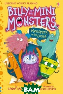 Купить Billy and the Mini Monsters. Monsters on the Loose, Usborne, Davidson Zanna, 978-1-4095-9340-9