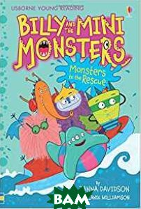 Купить Billy and the Mini Monsters - Monsters to the Rescue, Usborne, 978-1-4095-9342-3