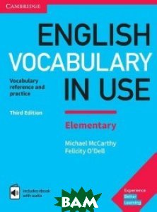 English Vocabulary in Use. Elementary. Book with Answers and Enhanced eBook