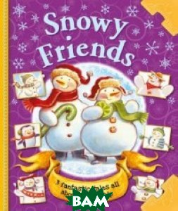 Купить Snowy Friends, Igloo Books, 978-1-78557-929-5