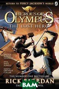 Heroes of Olympus: The Lost Hero: Graphic Novel