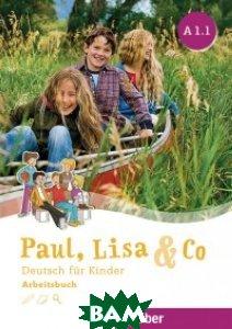 Paul, Lisa&Co. Arbeitsbuch A1/1