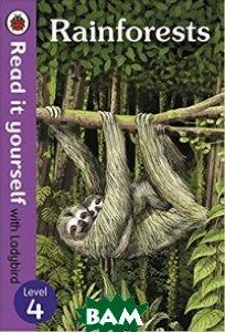 Купить Rainforests: Level 4, Ladybird, 978-0-241-31257-5
