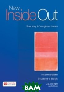 New Inside Out. Intermediate. Student`s Pack (+ CD-ROM)