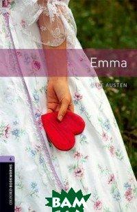 Купить Emma (изд. 2017 г. ), OXFORD UNIVERSITY PRESS, West Clare, 978-0-19-402428-0