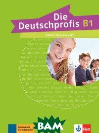 Купить Die Deutschprofis B1. Testheft mit Audios Online, KLETT, Einhorn& 193;gnes, 978-3-12-676499-5