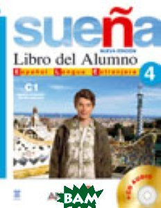 Купить Suena 4: Libro del alumno (+ 2 CD), Anaya, 978-84-667-6371-4