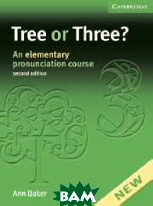 Tree or Three? An Elementary Pronunciation Course (+ 3 CD)