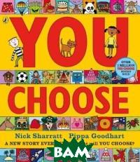Купить You Choose, Penguin Group, Goodhart Pippa, 978-0-14-137931-9