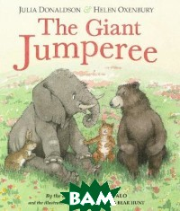 Купить The Giant Jumperee, Puffin, Donaldson Julia, 978-0-241-33020-3