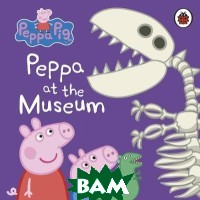 Купить Peppa at the Museum, Ladybird, 978-0-241-37161-9