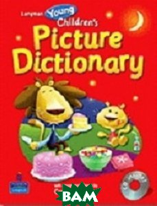 Young Children`s Picture Dictionary. Resource Book (+ Audio CD)