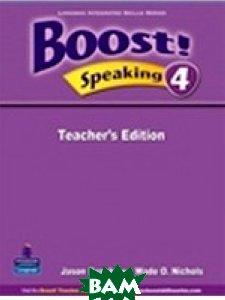 Boost! 4 Speaking. Teacher`s Edition