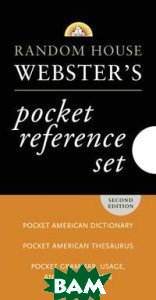 Купить Random House Webster`s Pocket Reference Boxed Set, Random House, Inc., 978-0-375-72273-8